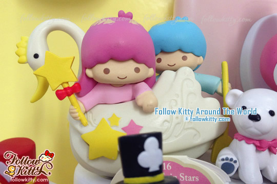 7-11 Hello Kitty [Hello Party]第二期﹣Little Twin Stars天使