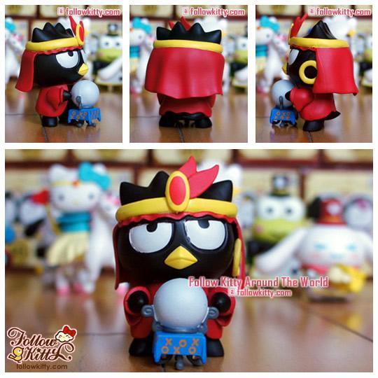 Hello Kitty & Friends [Hello Party]快樂童話系列﹣Bad Badtz-maru占卜師