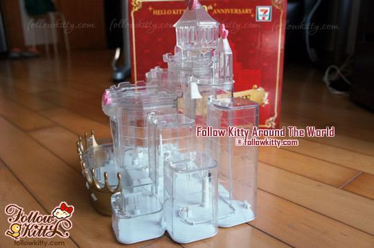 7-Eleven Hello Kitty & Friends [Hello Party] Castle of Love