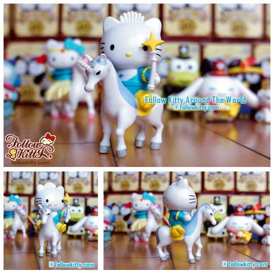 Hello Kitty & Friends [Hello Party]快樂童話系列﹣Dear Daniel童話國國王