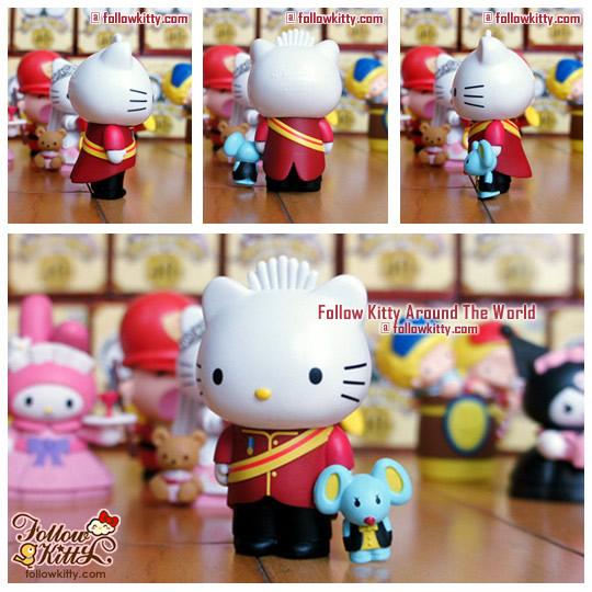 Hello Kitty Hello Party華麗慶典系列 ﹣ Dear Daniel王子