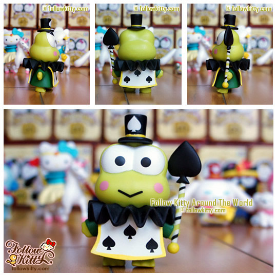 7-Eleven Hello Kitty & Friends [Hello Party] - Sir Spade Keroppi