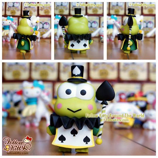 Hello Kitty & Friends [Hello Party]快樂童話系列﹣Keroppi葵扇爵士