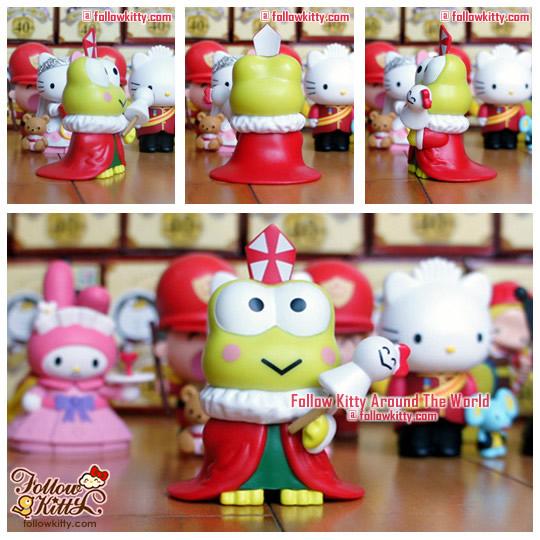 Hello Kitty Hello Party華麗慶典系列﹣Kerokerokeroppi主教