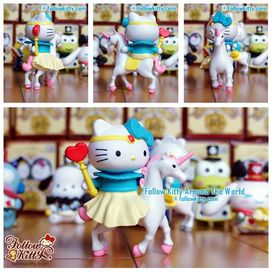Hello Kitty & Friends [Hello Party]快樂童話系列﹣Hello Kitty童話國女皇