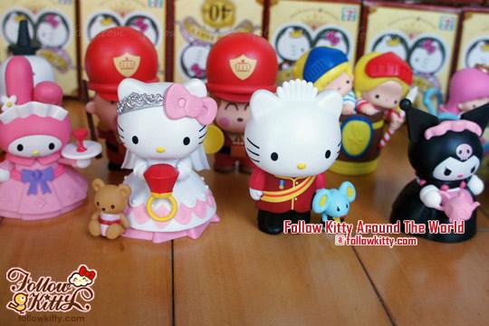 香港7-11 Hello Kitty Hello Party華麗慶典系列