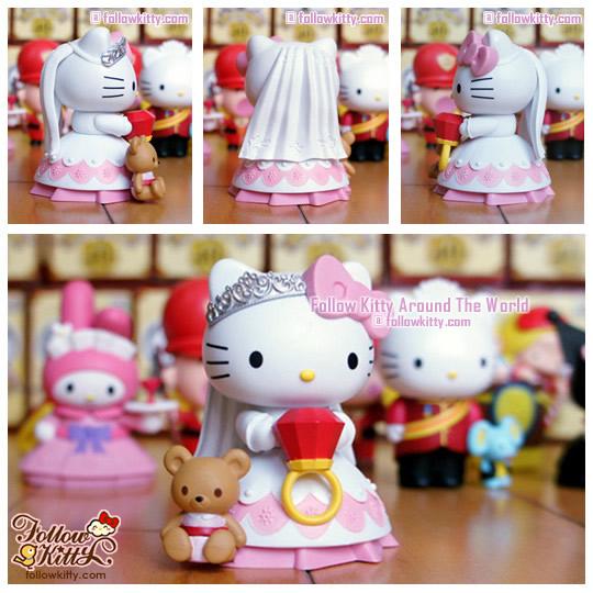 Hello Kitty Hello Party華麗慶典系列﹣Hello Kitty公主