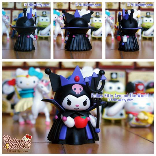 Hello Kitty & Friends [Hello Party]快樂童話系列﹣Kuromi女巫