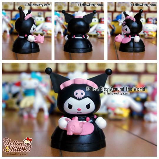 Hello Kitty Hello Party華麗慶典系列﹣Kuromi鬼馬管家
