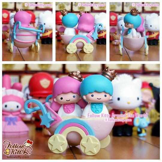 Hello Kitty Hello Party華麗慶典系列﹣Little Twin Star皇家雙子星