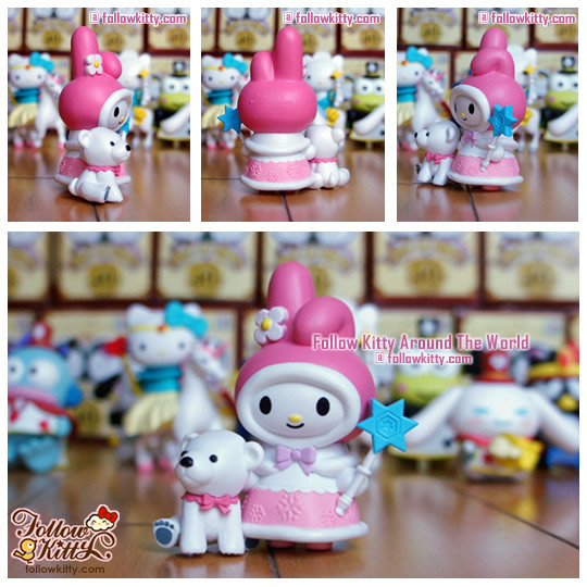 7-Eleven Hello Kitty & Friends [Hello Party] - My Melody Little Red Riding Hood