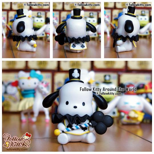 Hello Kitty & Friends [Hello Party]快樂童話系列﹣Pochacco梅花爵士