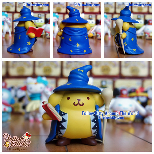 7-Eleven Hello Kitty & Friends [Hello Party] - Purin Merlin