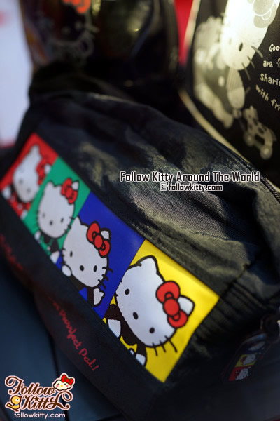 Windsor House Hello Kitty 40th Anniversary Exhibition - Shoulder Bag