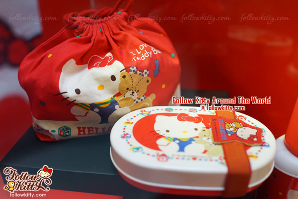 Windsor House Hello Kitty 40th Anniversary Exhibition - Lunch Box