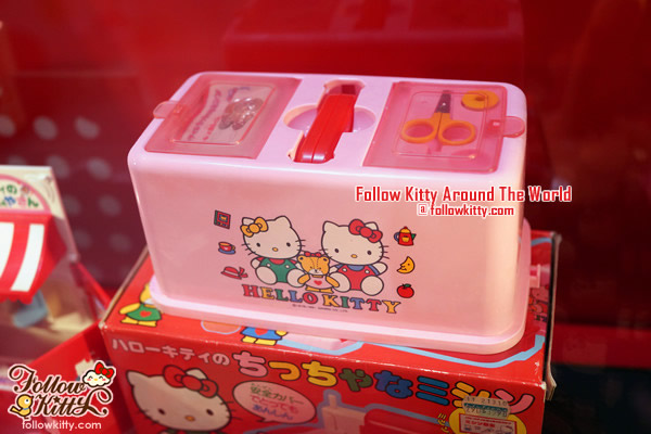 Windsor House Hello Kitty 40th Anniversary Exhibition - Sewing Kit