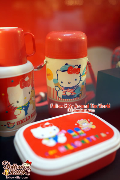 Windsor House Hello Kitty 40th Anniversary Exhibition - Water Bottles