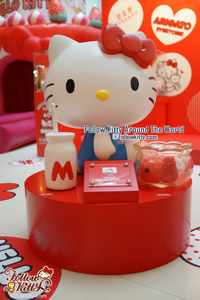 Hello Kitty 40th Anniversary Celebration in Windsor House