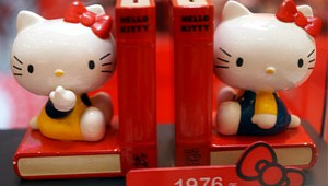 Hello Kitty Book Stand Windsor House Small