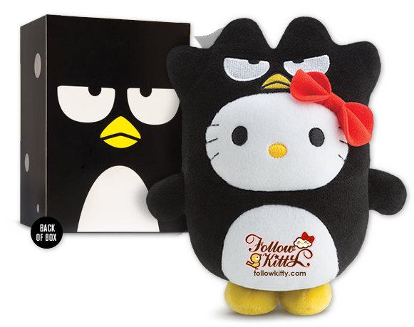 Singapore McDonald's Hello Kitty Bubbly World - Badtz Maru