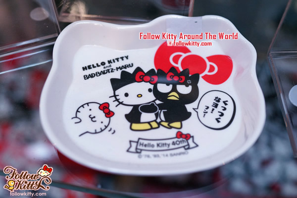 Hello Kitty and Sanrio Friends Hug Series - Plate
