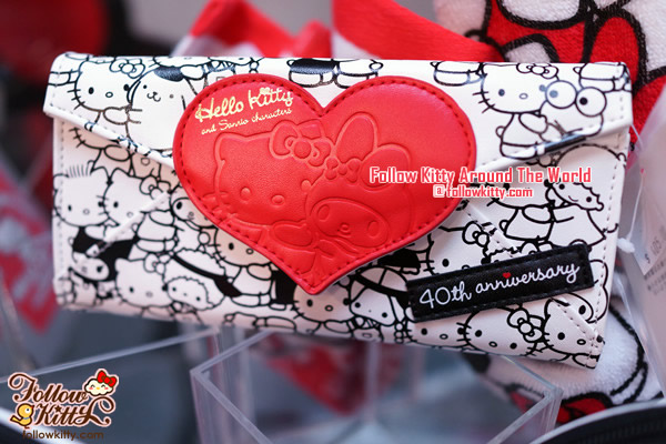 Hello Kitty and Sanrio Friends Hug Series - Wallet