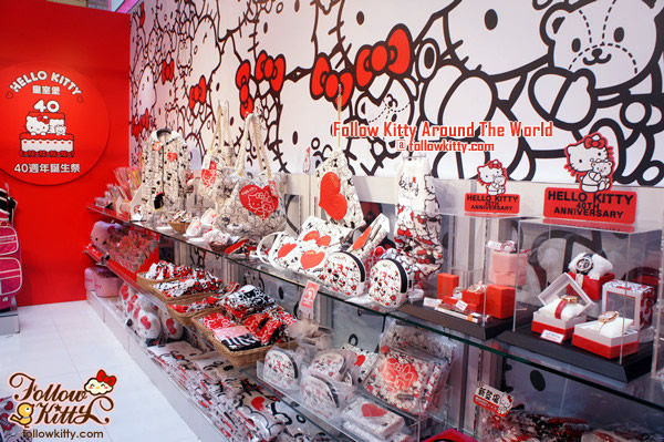 Hello Kitty Popup Limited Shop