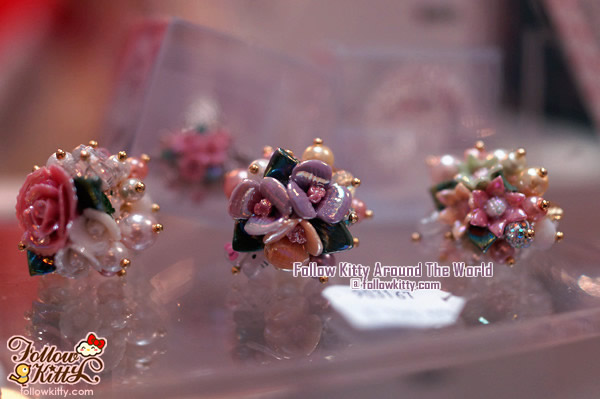 Hello Kitty Questina Jewelry - Rings