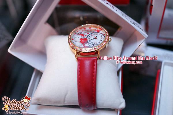 Hello Kitty 40th Anniversary Watch