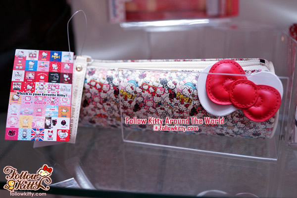 Hello Kitty 40th Anniversary - Pen Bag