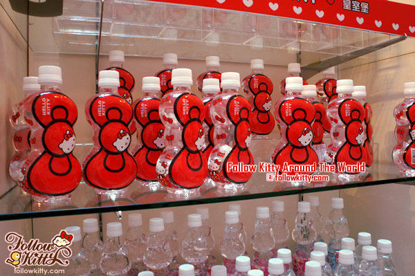 Hello Kitty 40th Anniversary Mineral Water