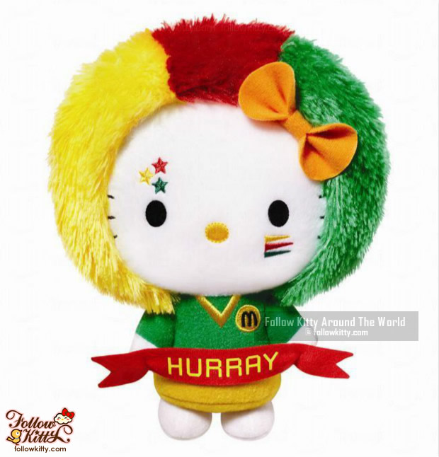 Hello Kitty K League FIFA World Cup - Fan