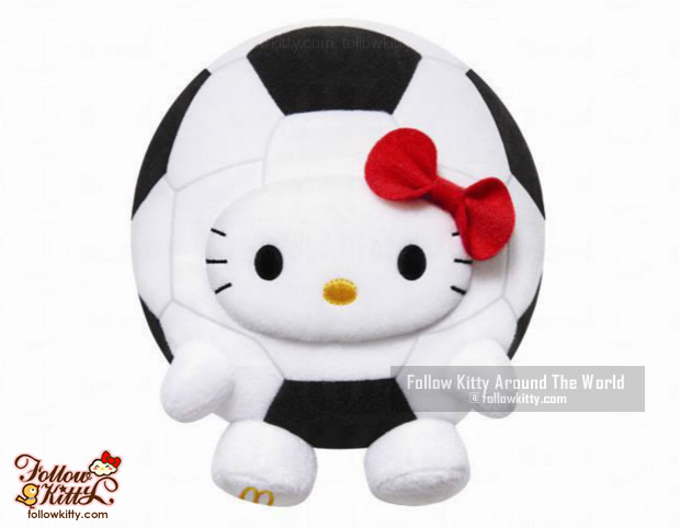 Hello Kitty K League FIFA World Cup - Soccer Ball