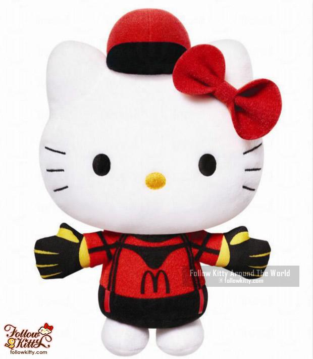 2014 Hello Kitty K League FIFA世界盃限量套裝 ﹣ 守門員