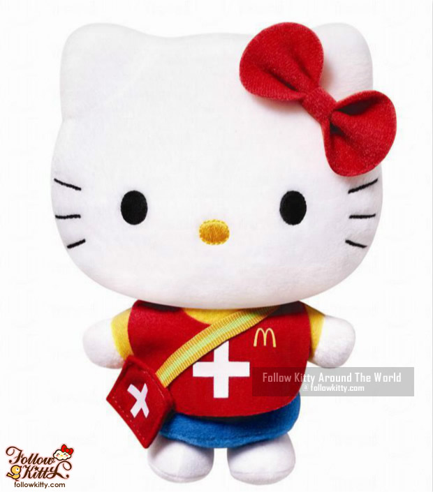 Hello Kitty K League FIFA World Cup - Medic