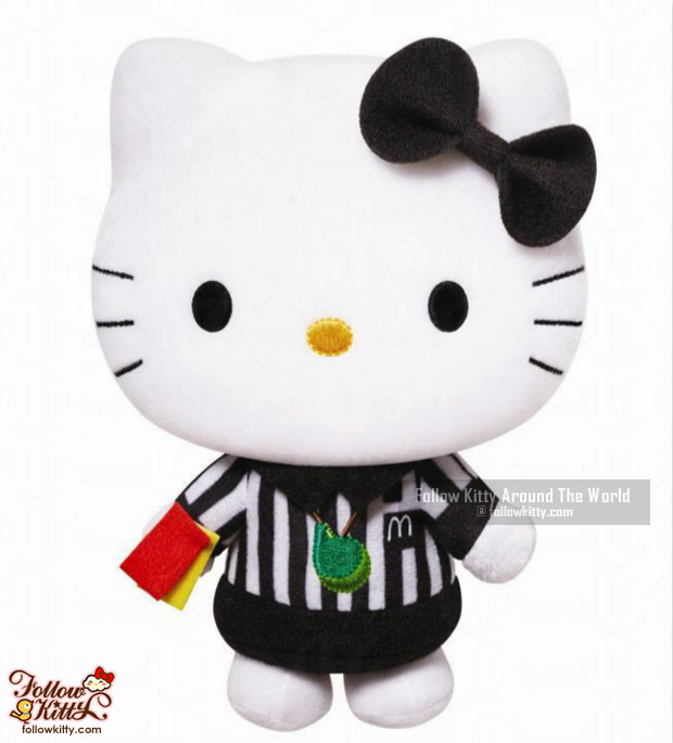 Hello Kitty K League FIFA World Cup - Referee