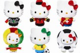 Hello Kitty FIFA World Cup McDonalds Small