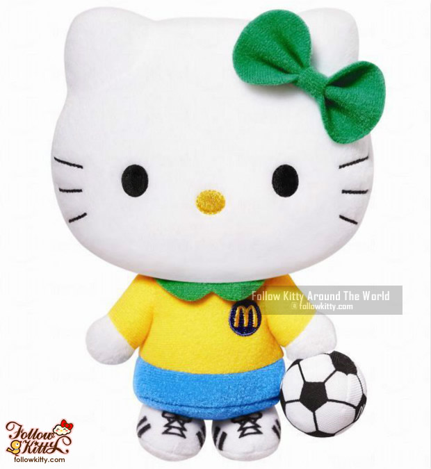 Hello Kitty K League FIFA World Cup - Striker