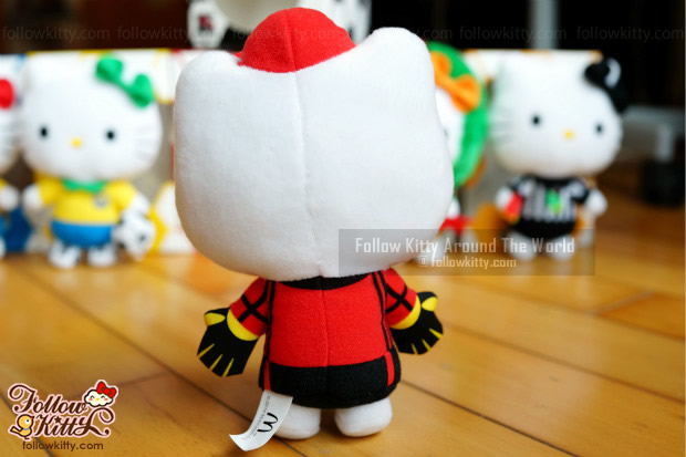 Hello Kitty K-League World Cup Collector's Kit - Goalkeeper