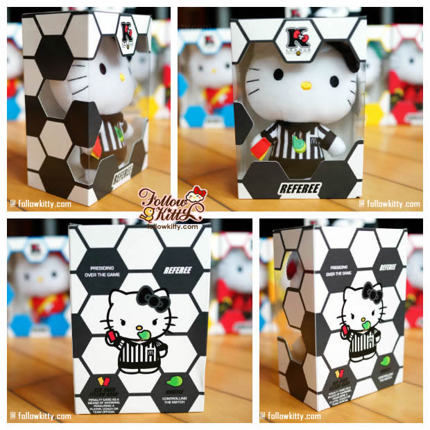 Hello Kitty K-League World Cup Collector's Kit - Referee