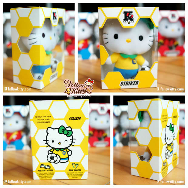 Hello Kitty K-League World Cup Collector's Kit - Striker