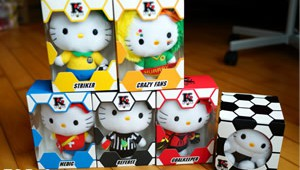 Hello Kitty K League Small