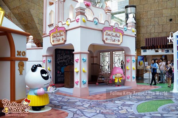 Hello Kitty變身星級大廚在朗豪坊Sanrio Star Chef Institute暑期開班授課