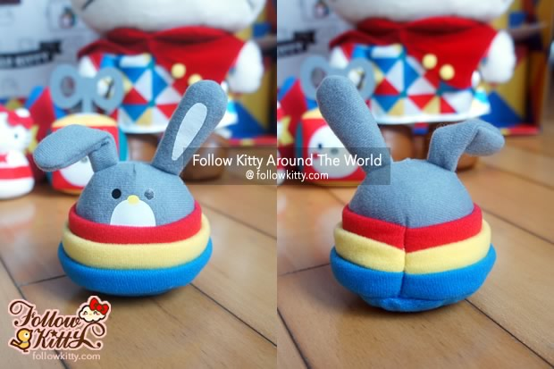 Ring Toss Bunny